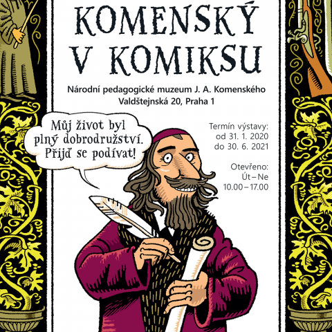 COMenius in COMic